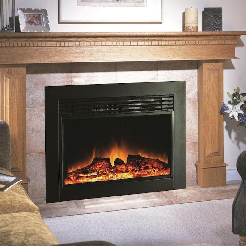 Zero Clearance Fireplace Inserts For A Classy Conversion