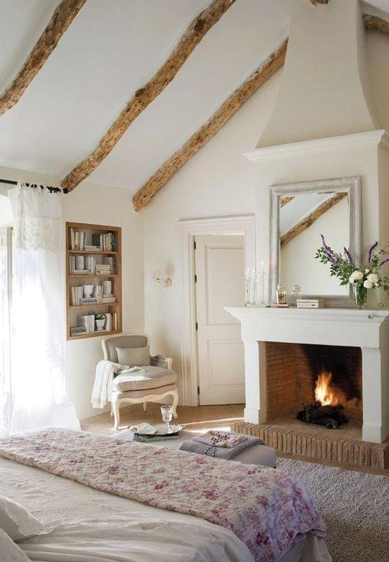 Seven Trending Bedroom Fireplace Ideas