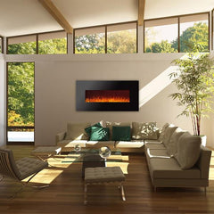 Ignis Royal Wall Mount Electric Fireplace