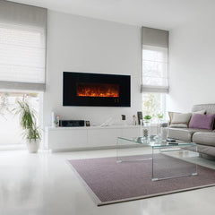 "Modern Flames Ambiance 60"" Zero Clearance CLX2 Electric Fireplace AL60CLX2"