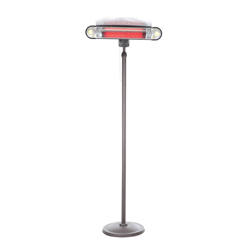 Alta Floor Standing Halogen Patio Heater