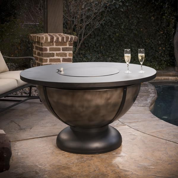 CC Products Onyx Bowl Firepit