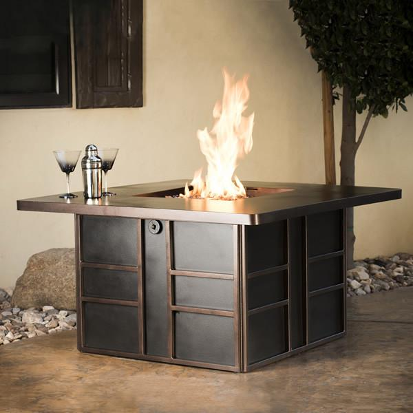 CC Products Stalwart Night Fire Pit