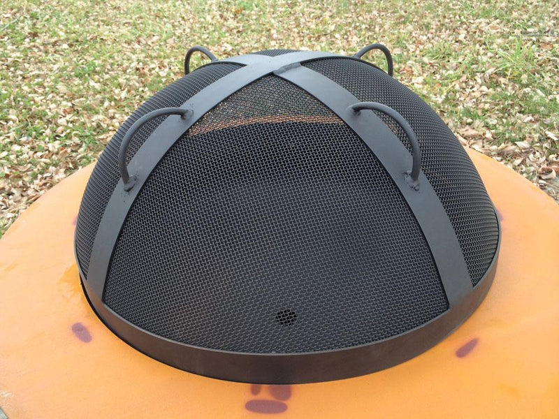 FirePit Art 36 inch Spark Guard for Fire Pit