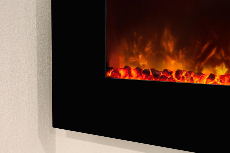 Modern Flames Ambiance CLX2 100 inch Electric Fireplace Orange Flames2