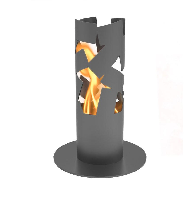 DecorPro Glacier Ice Table-top fireplace firetorch