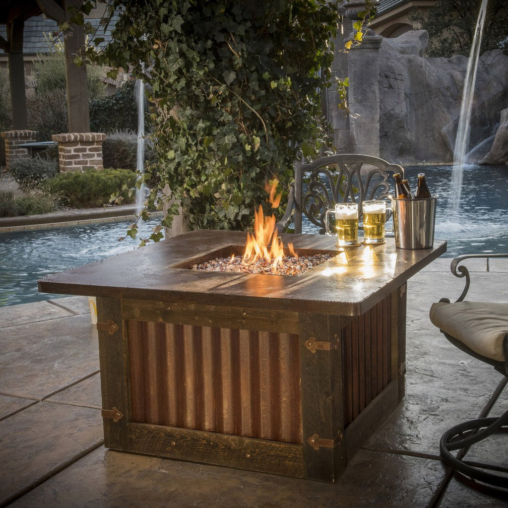 CC Products Homesteader Fire Pit