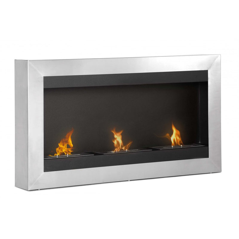 Ignis Magnum Wall Mounted Ventless Ethanol Fireplace