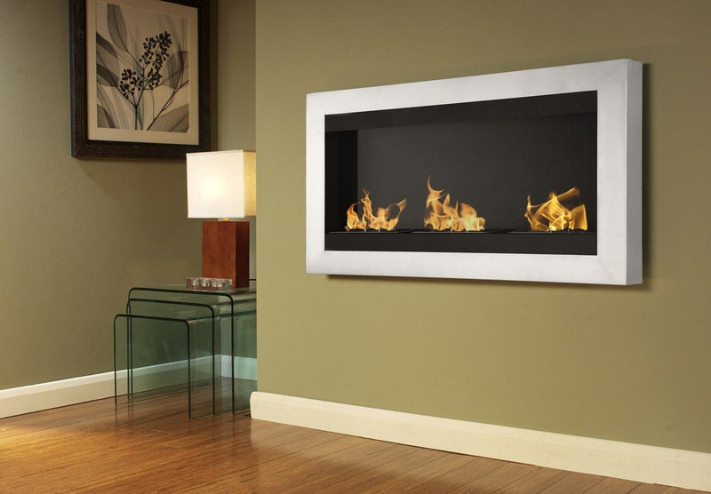 Ignis Magnum Wall Mounted Ethanol Fireplace
