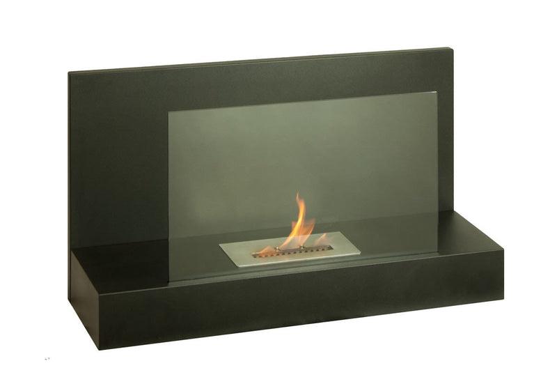 Ignis Ater BK 30 in Wall Mounted Ventless Ethanol Fireplace