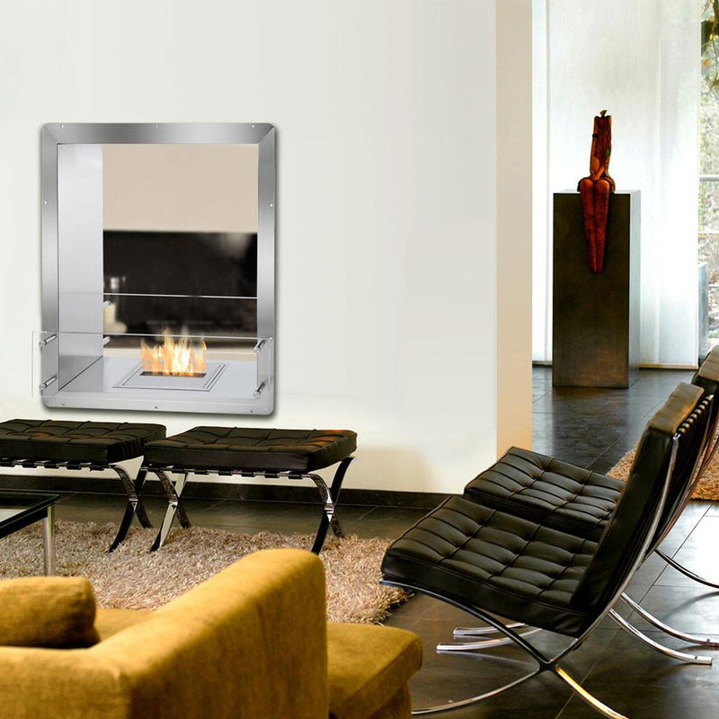 Ignis Double-Sided Fireplace Insert FB1212-D