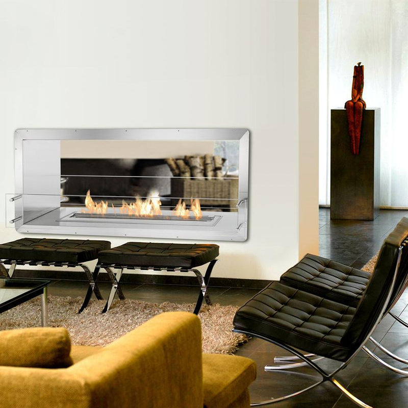 Ignis Double-Sided Fireplace Insert FB3600-D