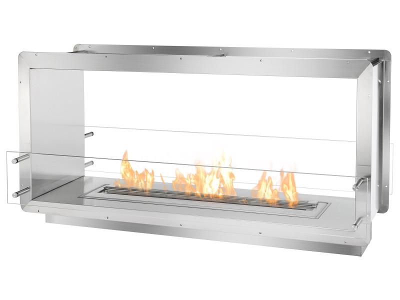 Ignis See-through Fireplace Insert FB3600-D