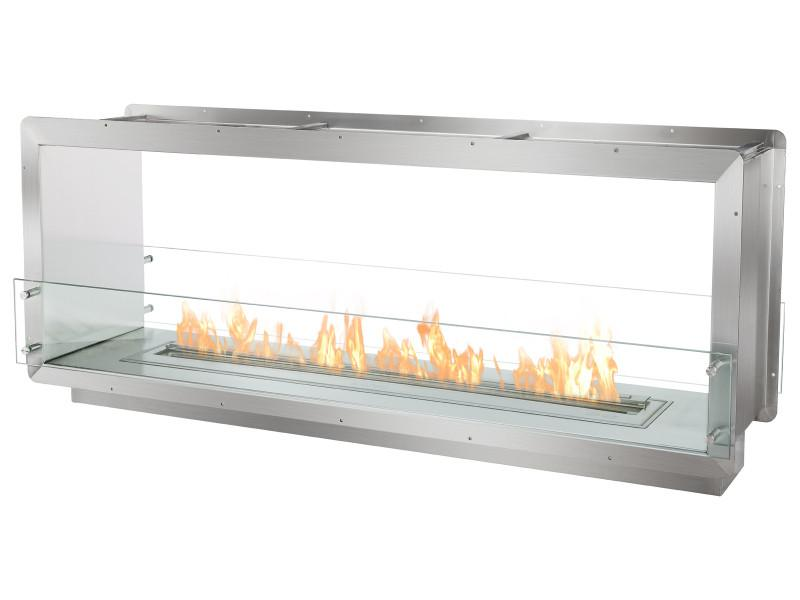 Ignis See-through Fireplace Insert FB4800-D