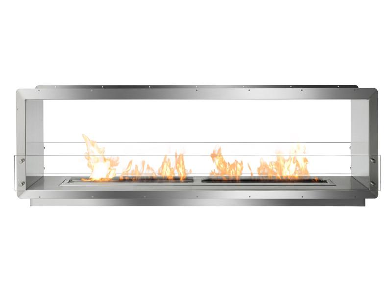 Ignis Double-Sided Ventless Fireplace Insert FB6200-D