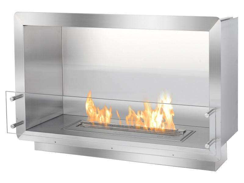 Ignis Ethanol Ventless Firebox Fireplace Insert FB2400-S