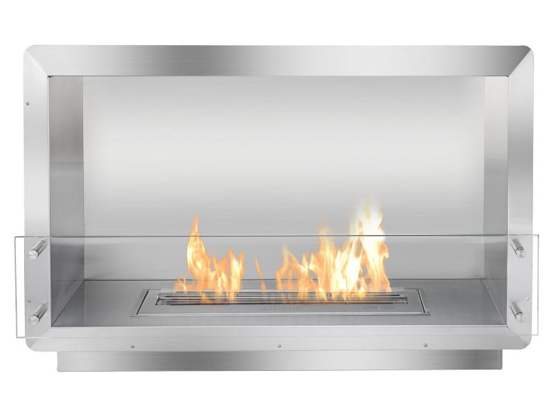 Ignis Ethanol Firebox Zero Clearance Fireplace Insert FB2400-S