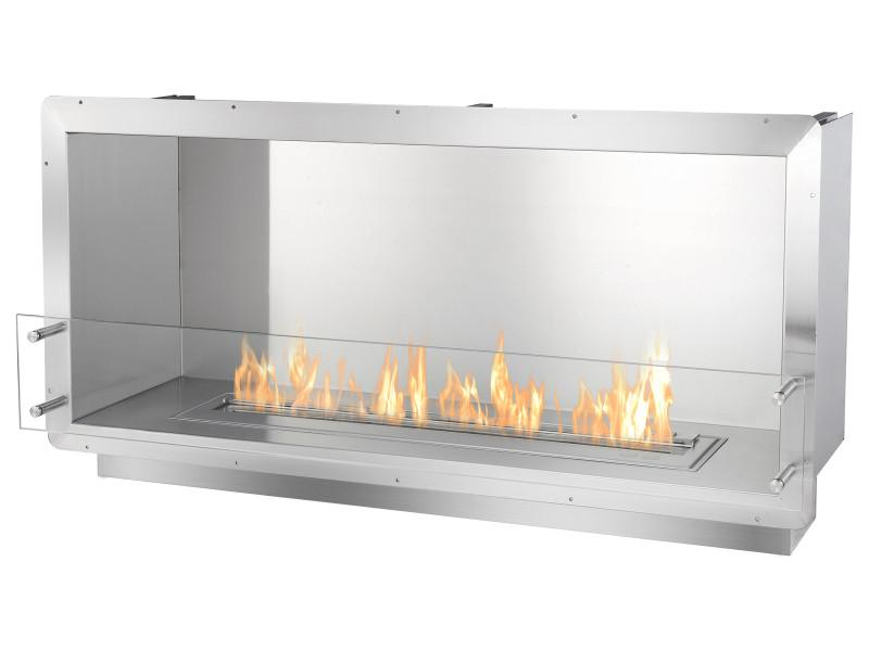 Ignis Ethanol Firebox Zero Clearance Fireplace Insert FB3600-S