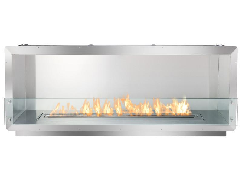 Ignis Ethanol Firebox Ventless Fireplace Insert FB4800-S