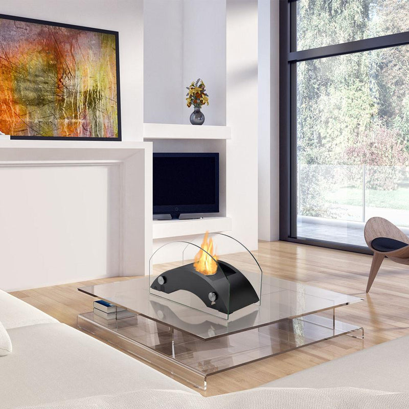 Ignis Harbor Tabletop Ventless Ethanol Fireplace Home Alley