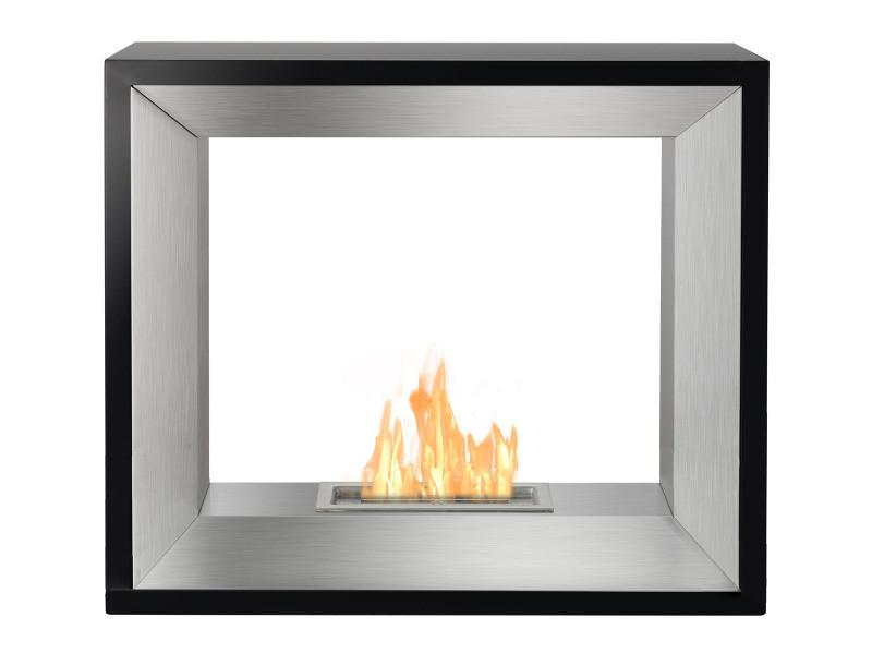 Ignis Tempo Free-standing Ventless Ethanol Fireplace