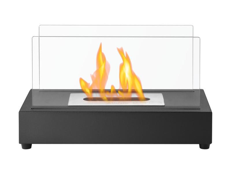 Ignis Tower Tabletop Ventless Ethanol Fireplace