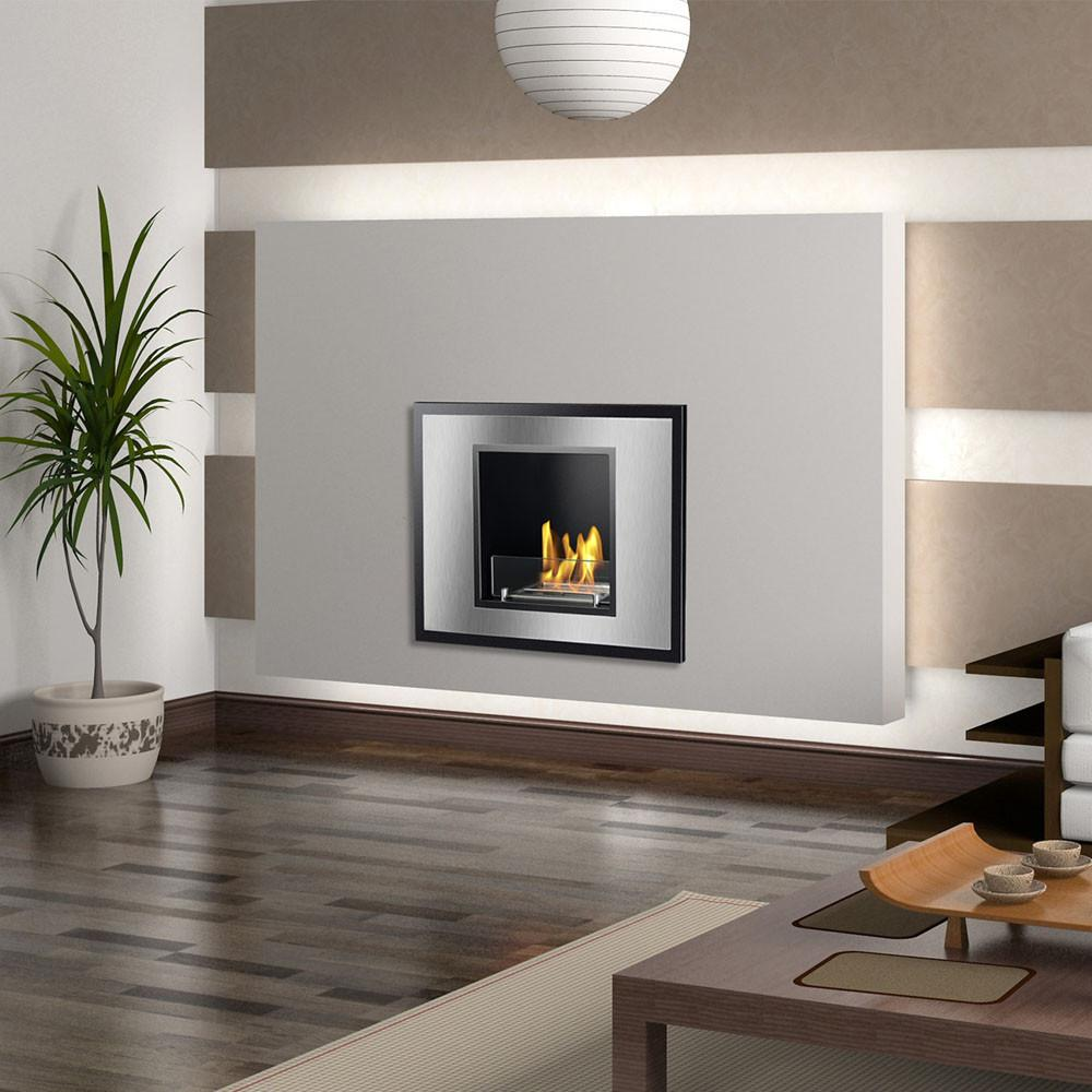 maximum cozee wall ventless fireplaces mounted products fireplace ethanol ignis