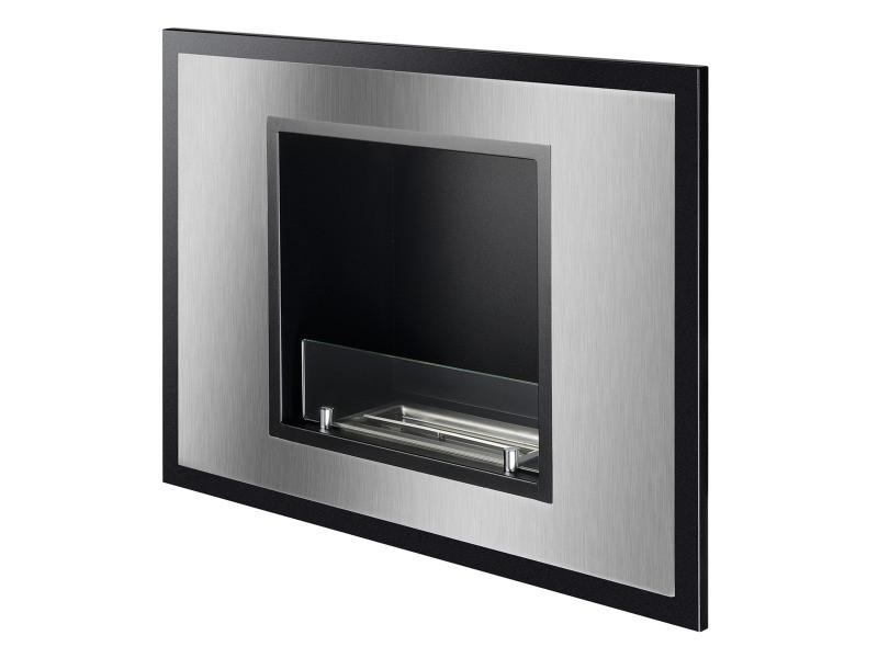 Ignis Vienna Recessed Ventless 30 in Ethanol Fireplace - UL/CUL