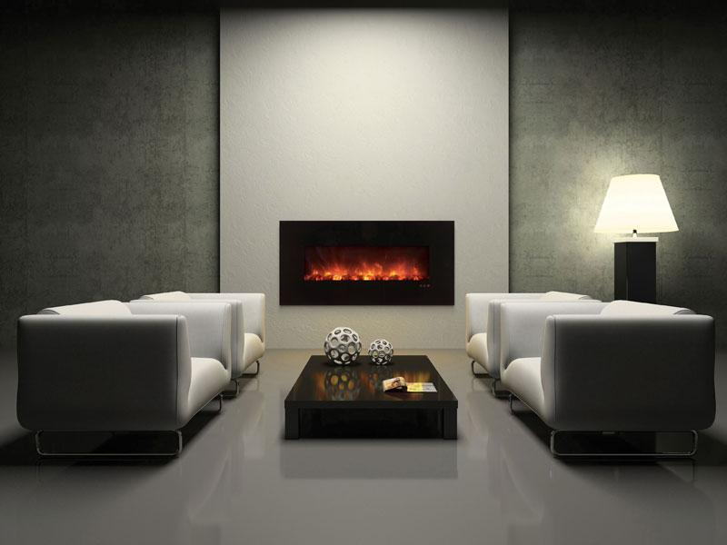 Modern Flames Ambiance CLX2 60 inch Electric Fireplace Living Room2