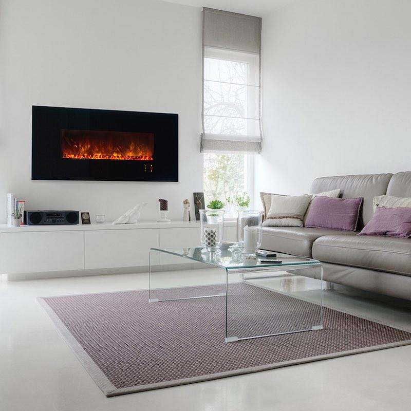 Modern Flames Ambiance CLX2 60 inch Electric Fireplace Living Room