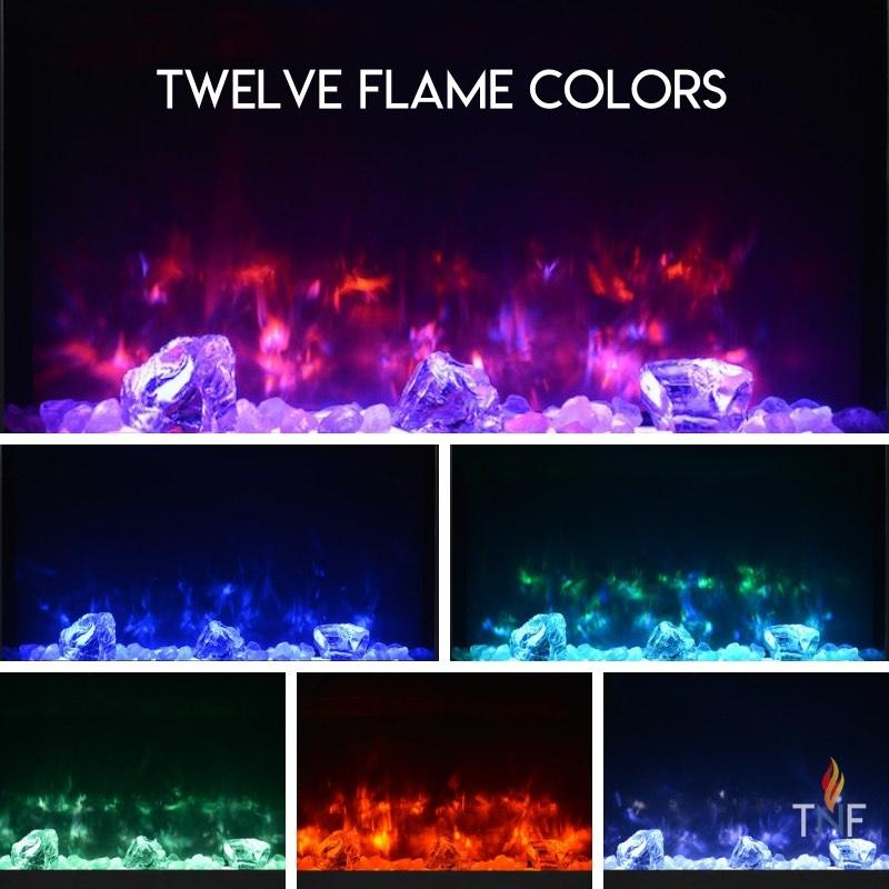 Modern Flames Spectrum 12 Multicolor Flames