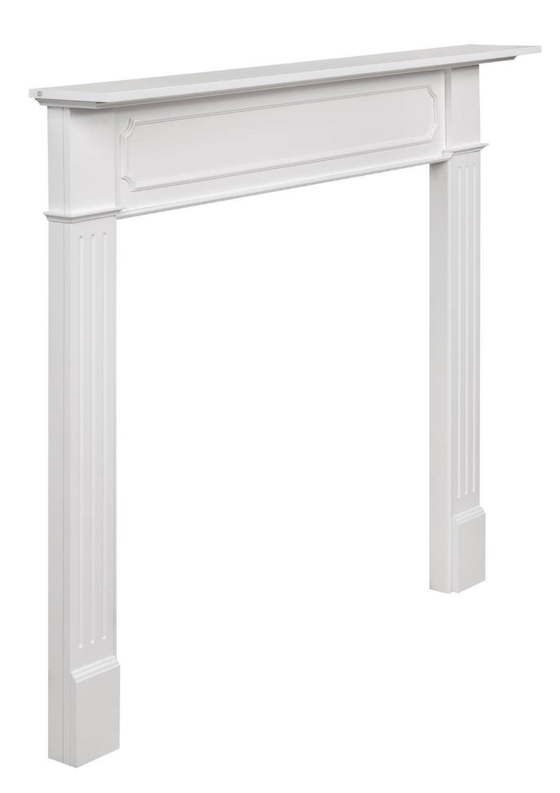 Pearl Mantels Berkley Fireplace Mantel Surround angle