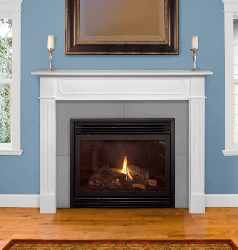 mantel wood collection surrounds and com fireplace fairfield mantels mantelsdirect traditional