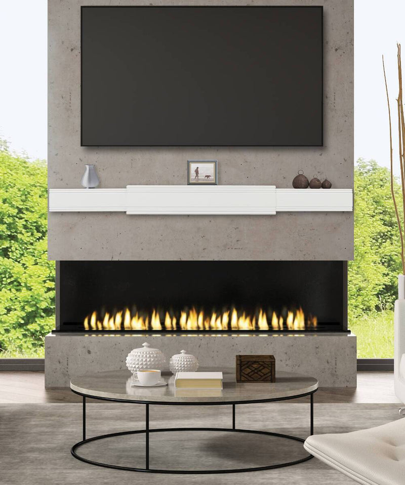 Pearl Mantels Emory Adjustable Fireplace Mantel Shelf
