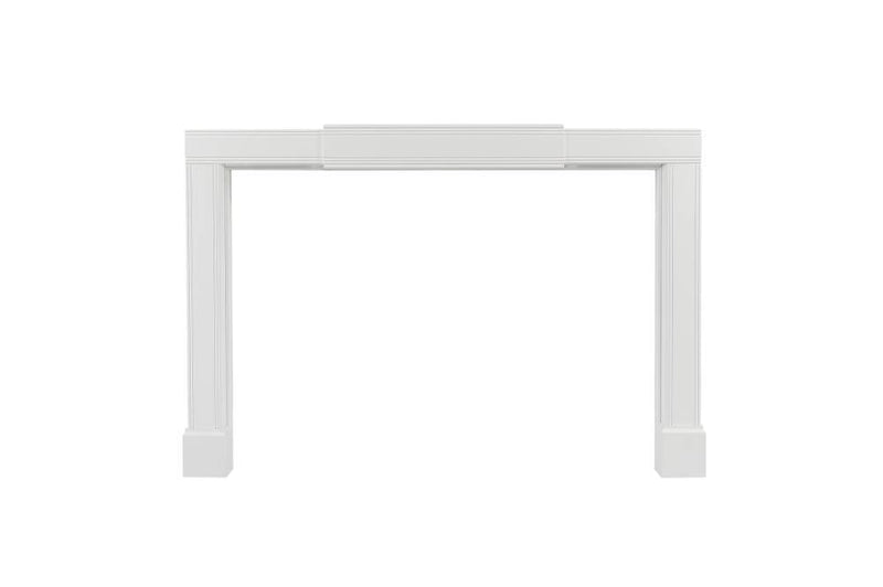 Pearl Mantels Emory Fully Adjustable Fireplace Mantel Surround fully expanded