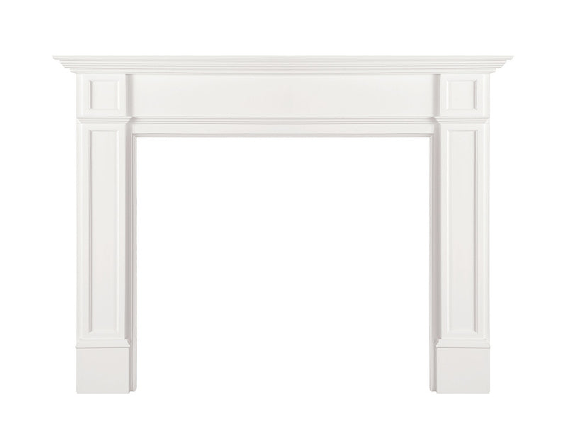 Pearl Mantels Marshall Fireplace Mantel front