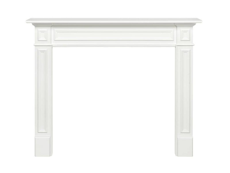 Pearl Mantels Mike Fireplace Mantel Surround The Noble Flame