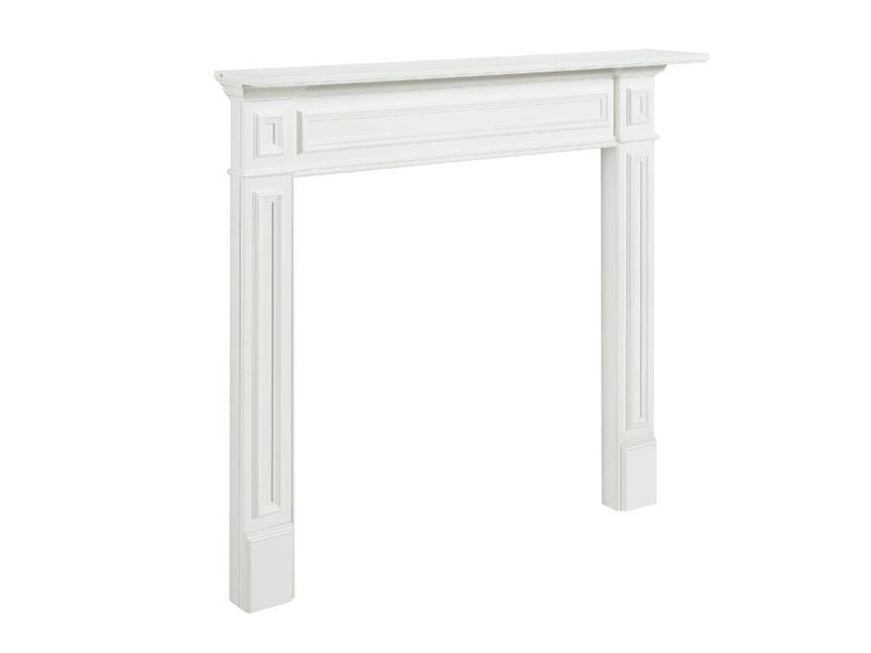 Pearl Mantels Mike Fireplace Mantel Surround angle