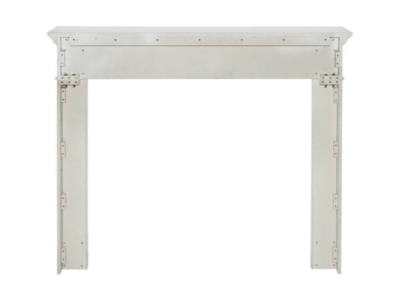 Pearl Mantels Mike Fireplace Mantel Surround back