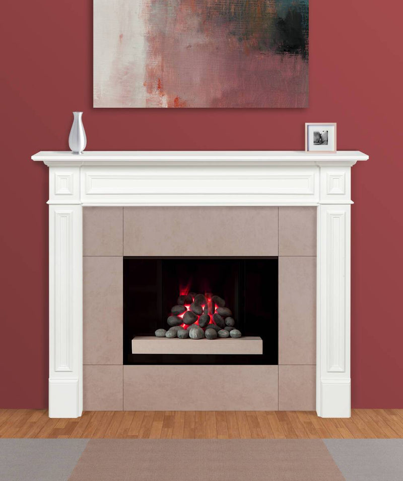 Pearl Mantels Mike Fireplace Mantel Surround