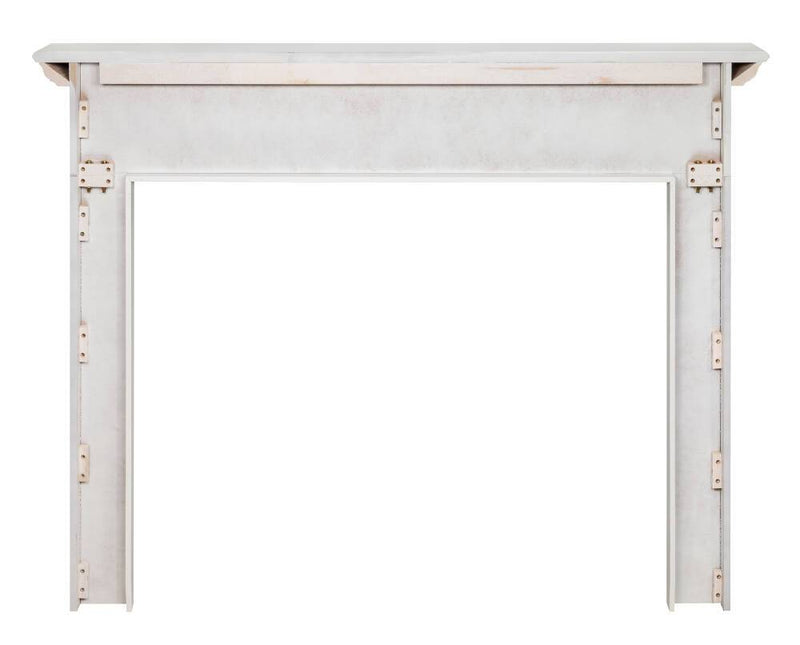 Pearl Mantels Newport Fireplace Mantel Surround back