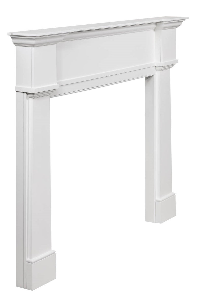 Pearl Mantels Richmond Fireplace Mantel Surround angle