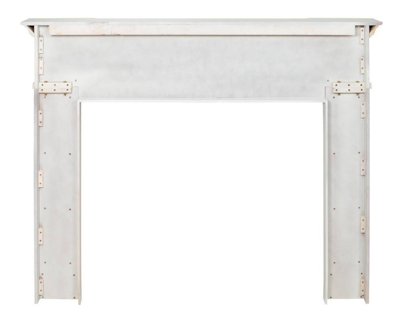 Pearl Mantels Richmond Fireplace Mantel Surround back