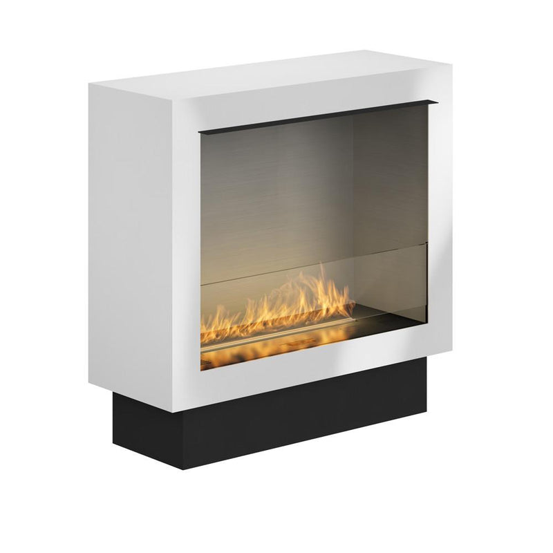 Planika PrimeBox Indoor Ethanol Fireplace Home Alley