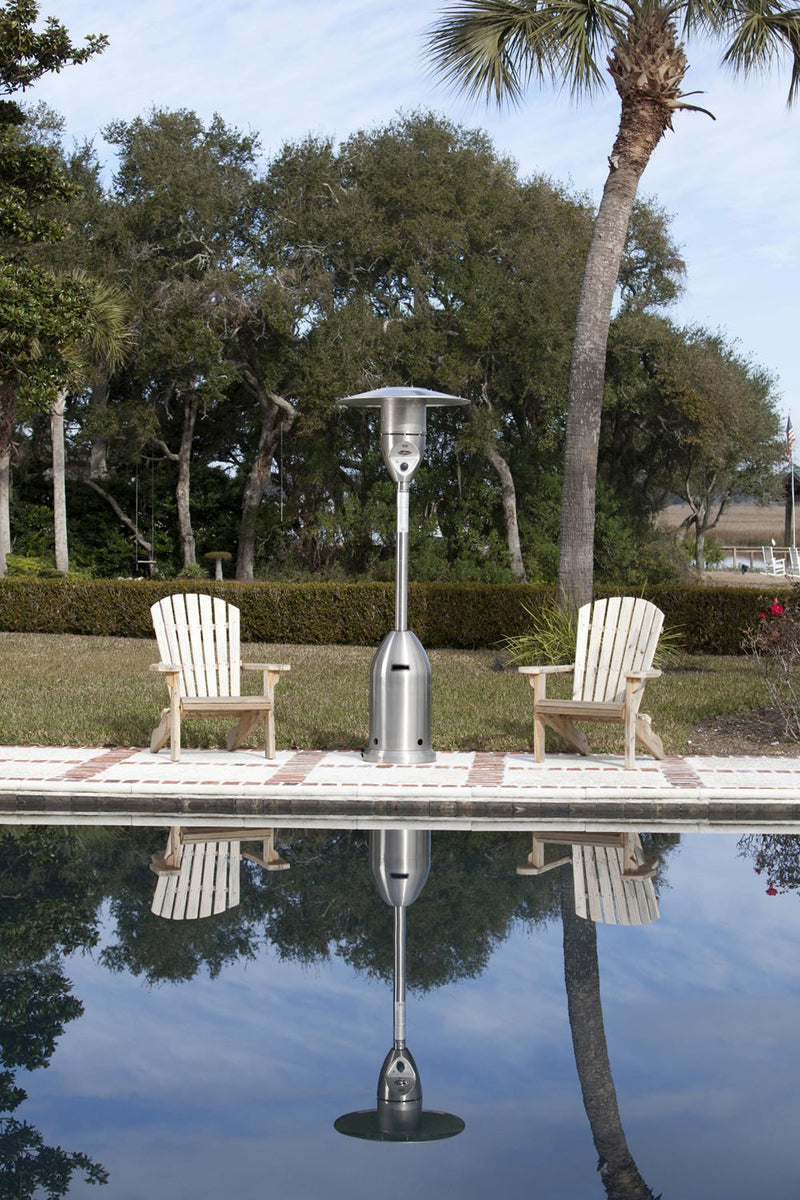 Stainless Steel Deluxe Patio Heater
