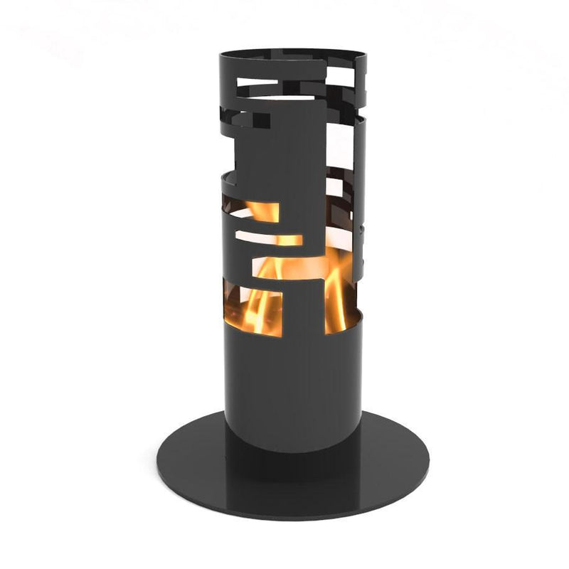 DecorPro Skyline Tabletop Bioethanol Fireplace