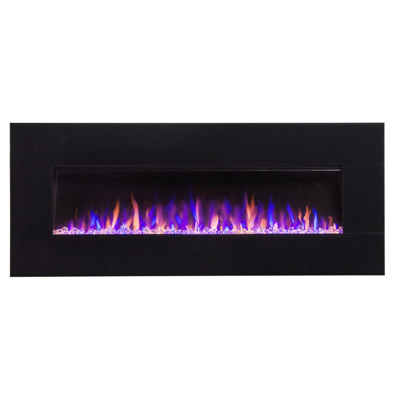 Touchstone AudioFlare Wall Mount 50 inch Electric Fireplace in Black