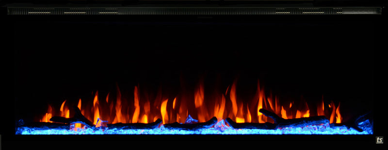 Touchstone Sideline Elite 50 Inch Electric Fireplace In