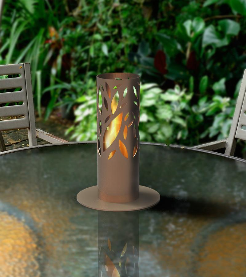 DecorPro Twig Tabletop Bio ethanol Fireplace