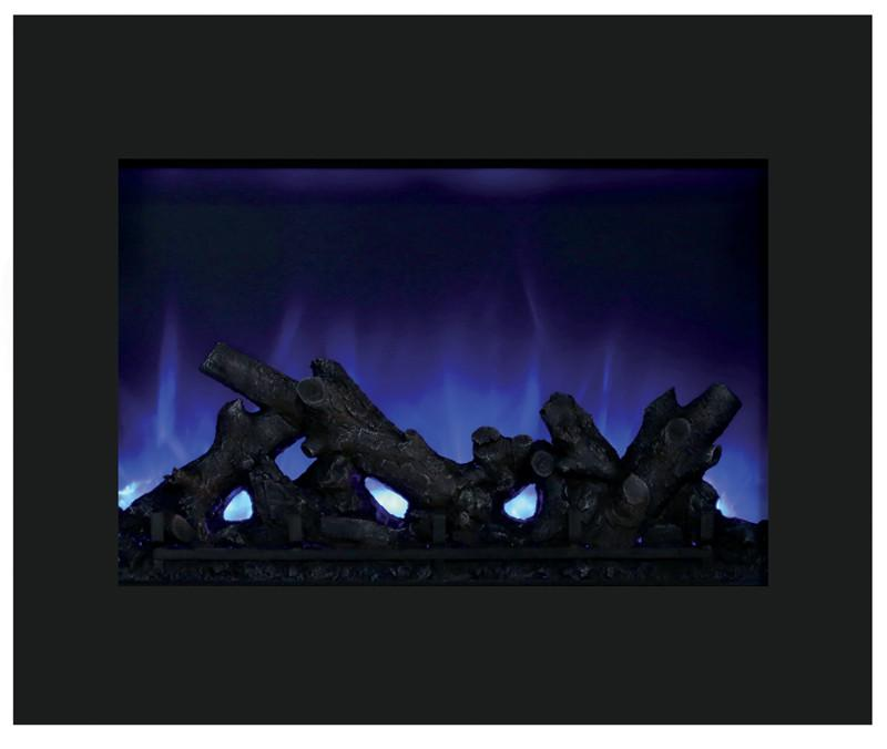 Amantii 39-in Zero Clearance Electric Fireplace